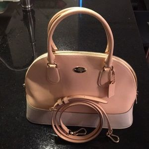 Brand new authentic Coach leather hobo bag.